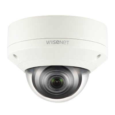 Hanwha Techwin America XNV-6080 2MP Vandal-Resistant Network Dome Camera