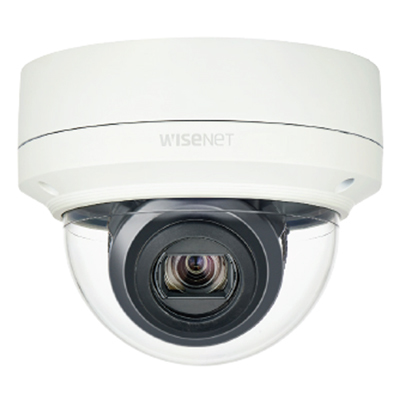 Hanwha Techwin America XNV-6120 2MP Vandal-Resistant Network Dome Camera