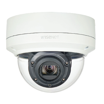 Hanwha Techwin America XNV-6120R 2MP Vandal-Resistant Network IR Dome Camera
