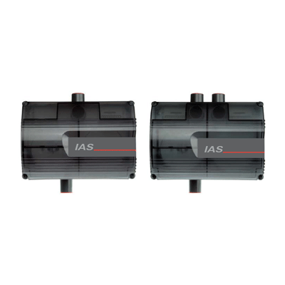 Xtralis ICAM IAS-2 dual channel smoke detector