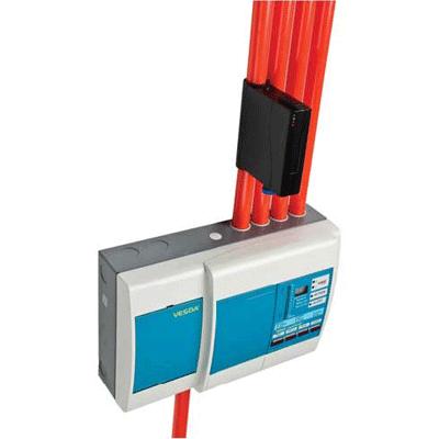 Xtralis VESDA ECO Detector for smoke and gas detection and environmental monitoring
