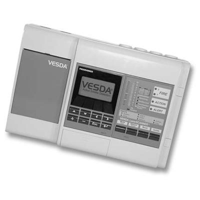 Xtralis VESDA VLS smoke detector with wide sensitivity range