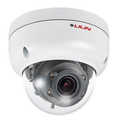 LILIN ZFR6422EX3 1080P Day & Night Auto Focus IR Vandal Resistant Dome IP Camera