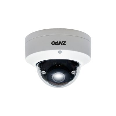 Ganz ZN-D2M212-DLP HD Indoor IR, IP Dome, 2.8-12mm