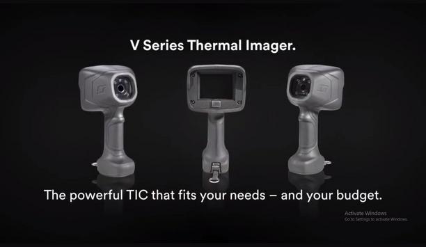 3M Scott V320 Thermal Imager
