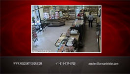Arecont Vision replaces analogue surveillance system at Movses Pastry in Los Angeles