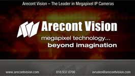 Setup and installation of Arecont Vision MegaView cameras