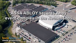 ASSA ABLOY secures Ahoy event complex in the Netherlands
