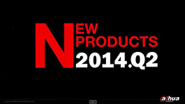 Dahua TV Latest products released in 2014/Q2
