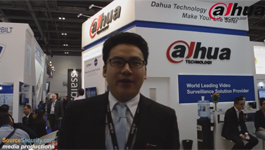 Video surveillance solution provider Dahua introduces 4K products at IFSEC 2015