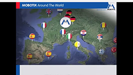 Mobotix camera installations around the world