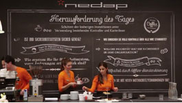 Nedap discusses security industry challenges with thought leaders at Security Essen 2014