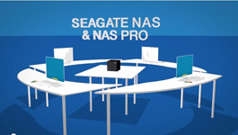 Seagate Technology - NAS and NAS Pro
