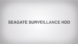 7th Generation Seagate Surveillance HDD