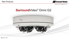 Overview Of Arecont Vision SurroundVideo Omni G2