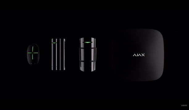 Ajax Security System Incorporates Next-Gen Technology For Enhanced Security