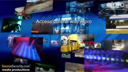 Alpro Architectural Hardware protects people and assets with innovative access control solutions