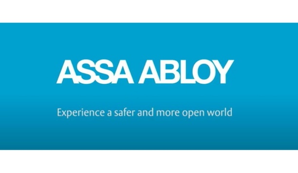 ASSA ABLOY shares a brief overview about the company and its products