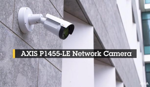 AXIS P1455-LE Network Bullet Camera