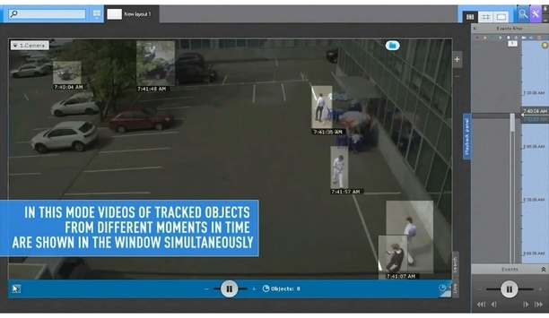 AxxonSoft Releases Axxon Next Which Provides Offline Video Analytics Solution