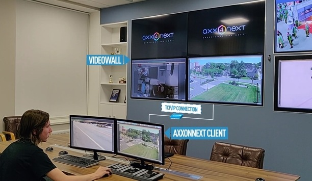 Axxonsoft Highlights Features Of Its Videowall 2.0 Technology To Simplify Video Surveillance