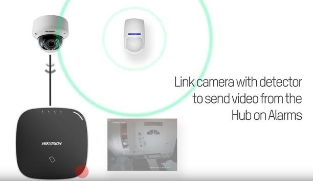 Hikvision AXHub – Wireless alarm system
