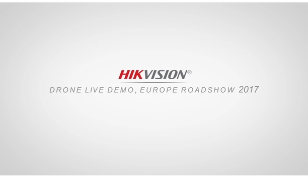 Hikvision Drone Roadshow Jan 2017 Featured Falcon Series 2017