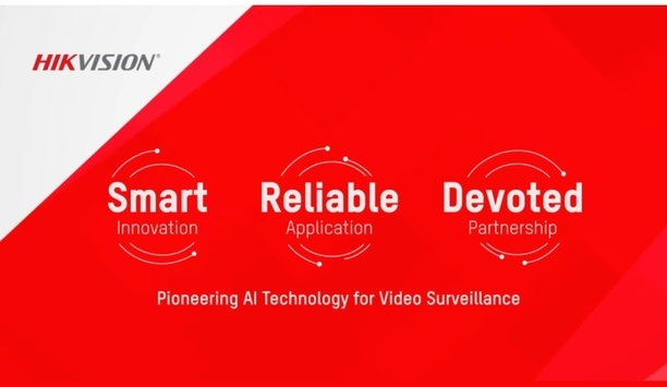 Hikvision Showcases Innovative Future Solutions At IFSEC 2017