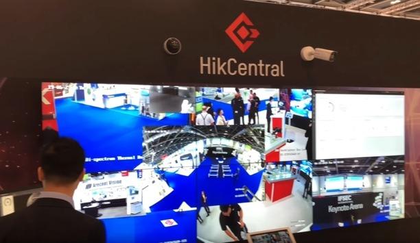 Hikvision At IFSEC 2018