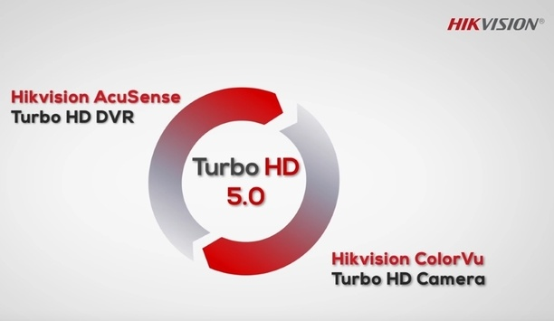 Hikvision Turbo HD 5.0 Solution