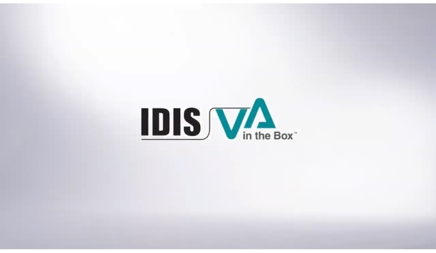 IDIS VA in the Box: plug and play analytics perfect for retail
