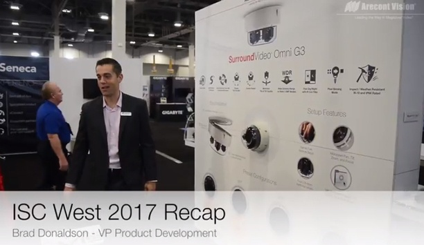 Arecont Vision Recaps Their ISC West 2017 Product Launch