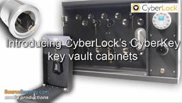 CyberLock's CyberKey Vault Key Control Cabinets - Intelligent Key Management Cabinets