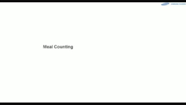 Setting Meal Counting in Samsung's Access  Control Management Software