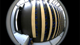 Mobotix Hemispheric Q24M-Sec -Perfect Room View
