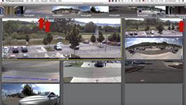 MOBOTIX MxManagementCenter user interface demo: defining camera groups