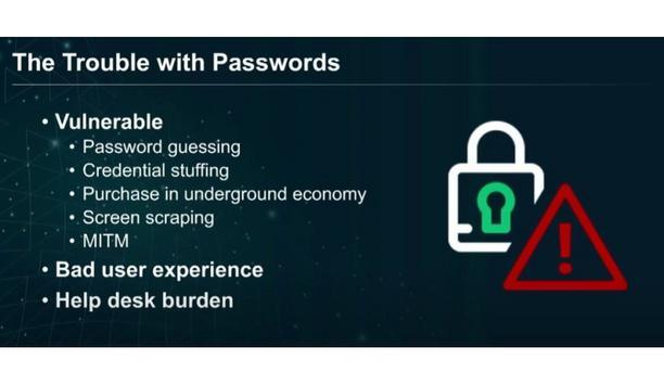 Sectigo Webinar - The Passwordless Enterprise: Why PKI Is Better Than Passwords