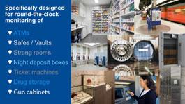 Vanderbilt GM7xx series: Seismic Detector attack profiles