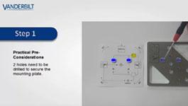 Vanderbilt GMXP0: Installing Seismic Detectors