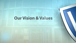 Vanderbilt security management solutions: Vision and values