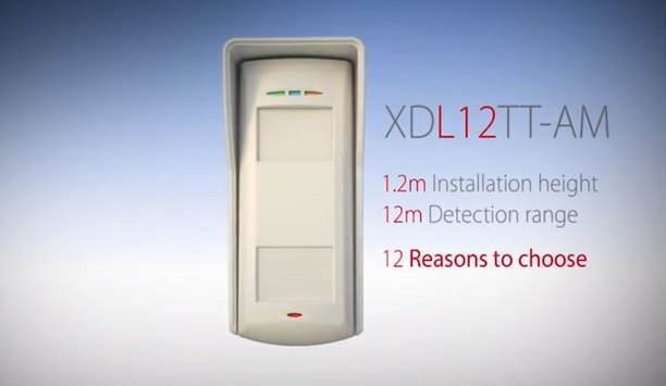 Introducing the XDL12TT-AM external detector from Pyronix