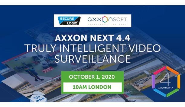 Demonstration Of Axxon Next V4.4 - Truly Intelligent Video Surveillance