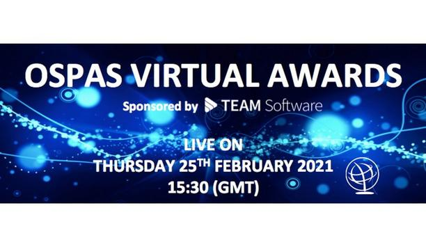 The UK Outstanding Security Performance Awards (OSPAs) 2021