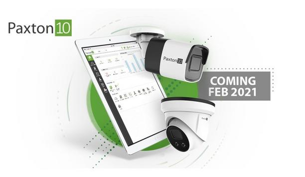 Paxton to host a webinar for the launch of Paxton10 system