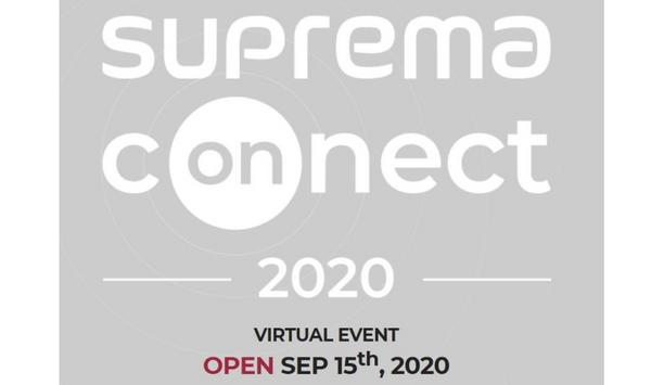 Suprema Connect 2020 - Where the Future of Security Connects