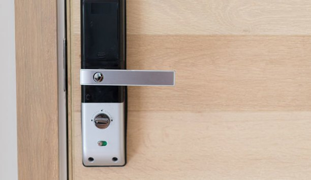 IP Opens Doors To A New World Of Physical Access Control