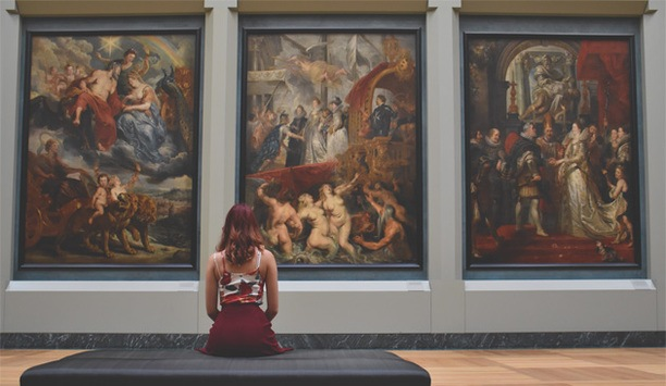 Effective access control for museums and public spaces